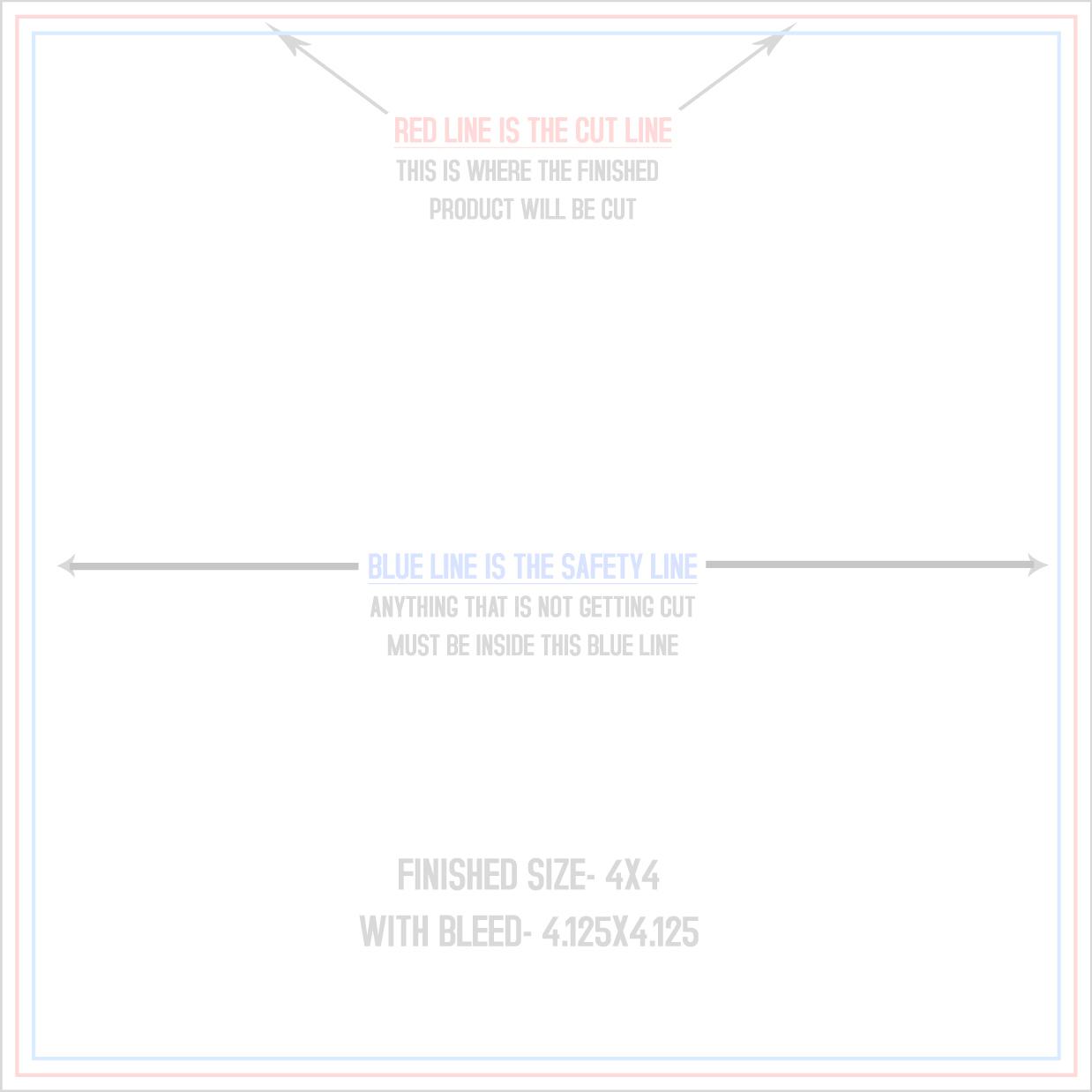 Postcard Templates - Vertical postcard template